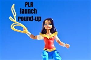 PLR launch round-up