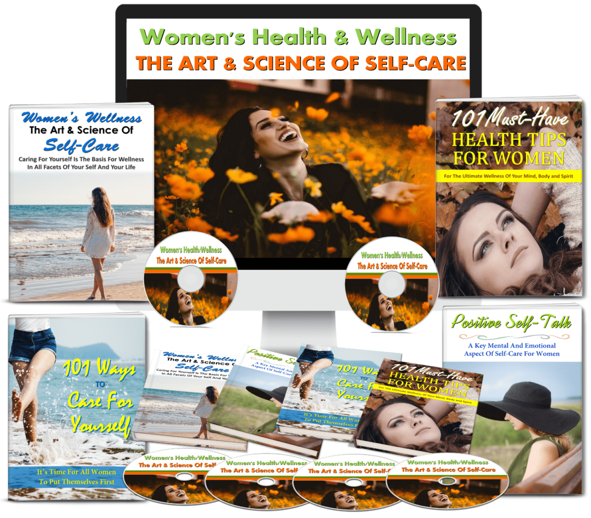 No one takes care of the care-giver, even the care-giver herself.  This health and wellness PLR will train your readers in the art and science of self-care.