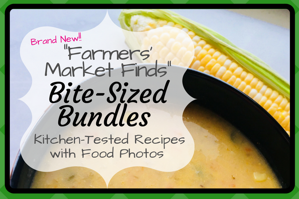 Healthy Food PLR – Farmer's Market Finds