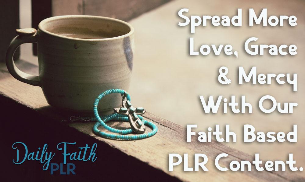 Faith Based PLR – Monthly Devotionals