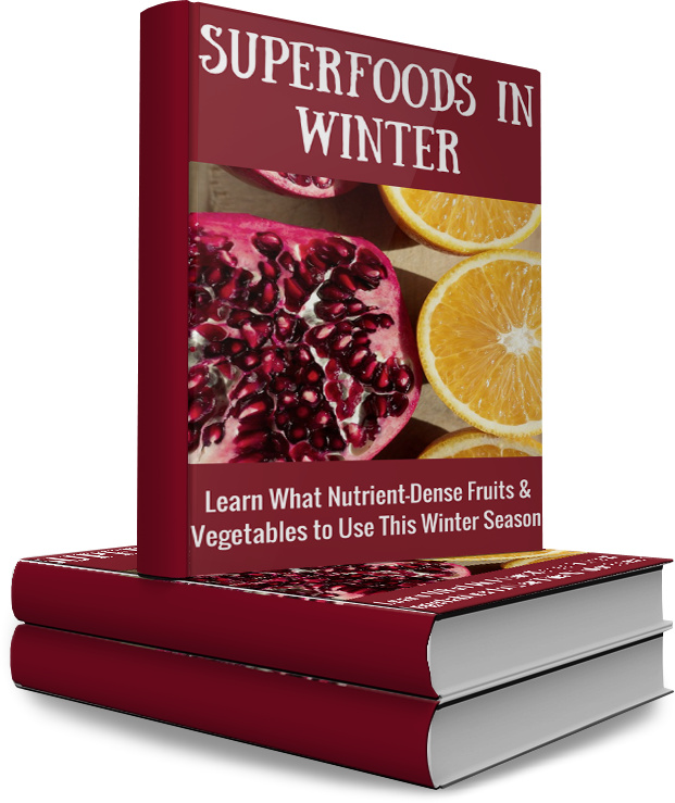 Healthy Eating PLR – Winter Herbs and Superfoods