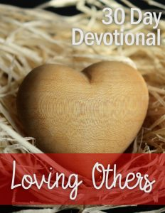 A Christian Devotional PLR — Loving Others