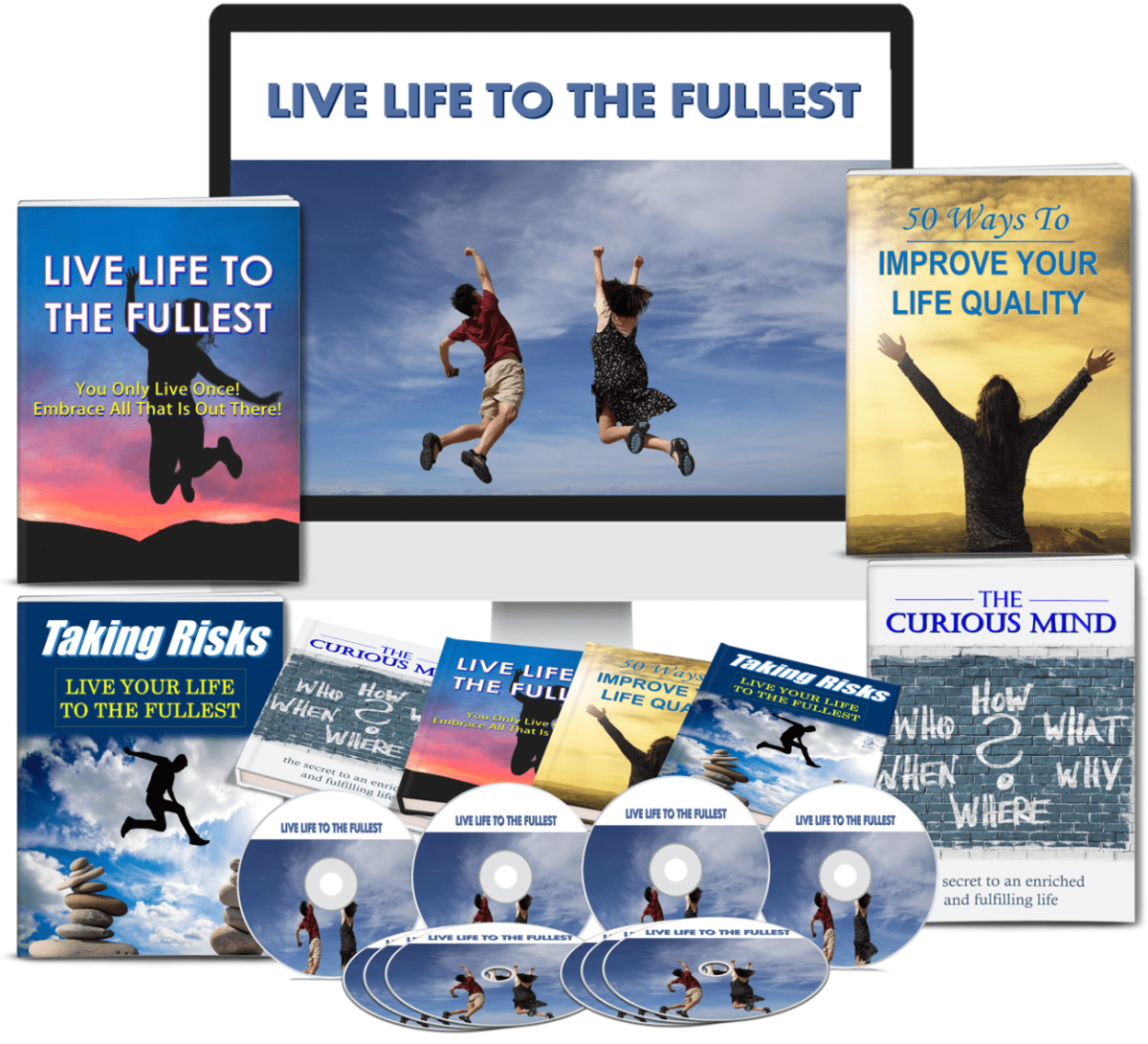 Happiness PLR – Live Life to the Fullest